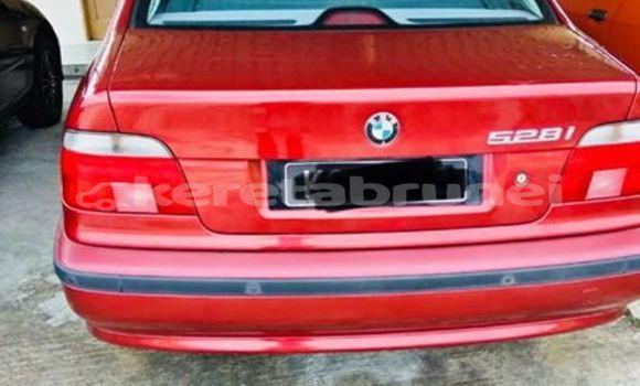 Buy Used BMW 5–Series Red Car in Bandar Seri Begawan in Brunei-Muara