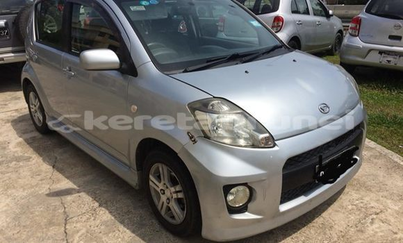 Buy Used Daihatsu Sirion Silver Car in Bandar Seri Begawan in Brunei-Muara