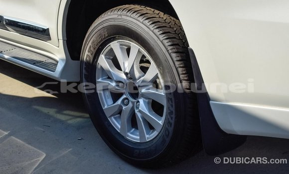 Buy Import Toyota Land Cruiser White Car in Import - Dubai in Belait