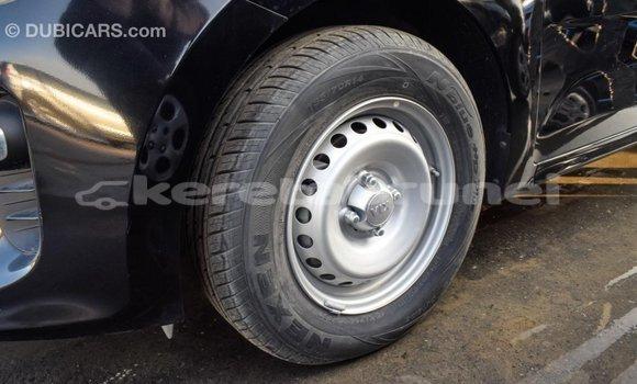 Buy Import Kia Rio Black Car in Import - Dubai in Belait