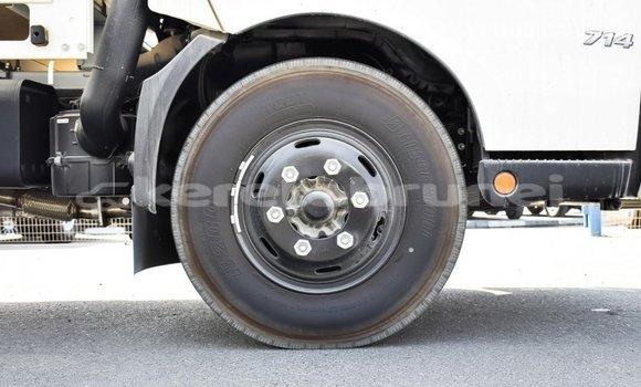 Buy Import Hino 300 Series White Truck in Import - Dubai in Belait
