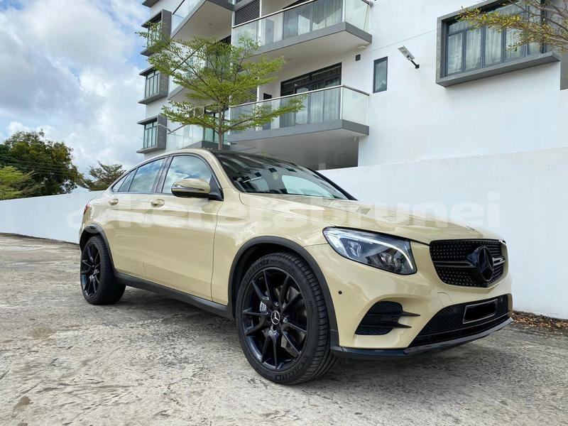 Big with watermark mercedes benz amg glc coupe belait kuala belait 4570